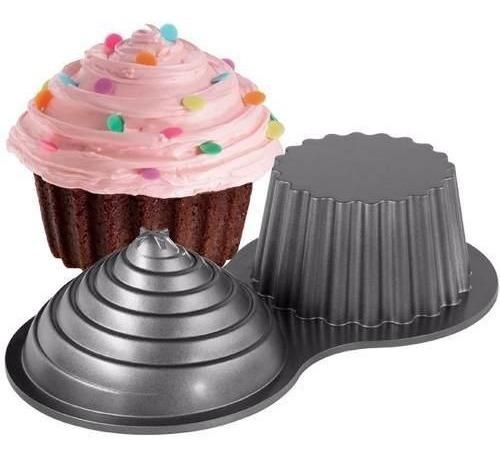 Molde Alum Para Cupcake Jumbo 21x19