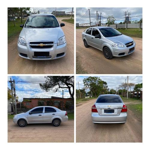 Chevrolet Aveo Ls Impecable. U$s 3800 Saldo Hasta 24 Meses