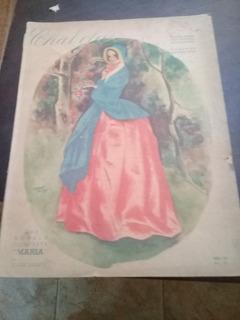 Revista Antigua Chabela Del Año 1938, Nº 31