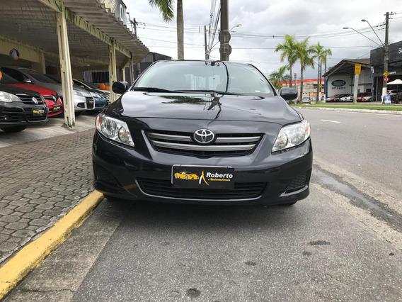 Toyota-corolla Gli 1.8 Flex .