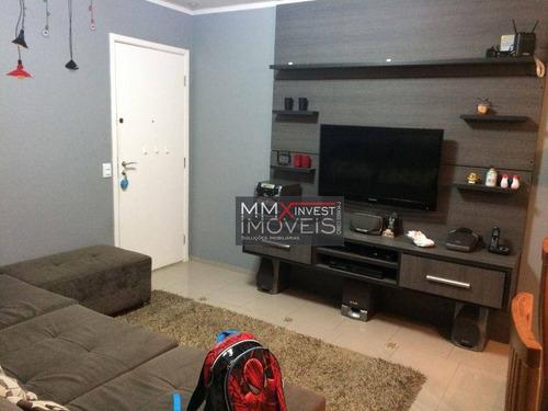 Imagem 1 de 25 de Apartamento Com 3 Dormitórios À Venda, 94 M² Por R$ 850.000,00 - Lauzane Paulista - São Paulo/sp - Ap1229