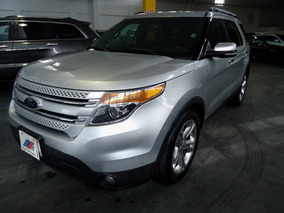Ford Explorer 4.0 Explorer Limited Fwd 2014