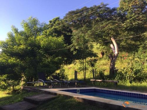 Sítio Com 4 Dormitórios À Venda, 532 M² - Rio Calçado - Guarapari/es - Si0043