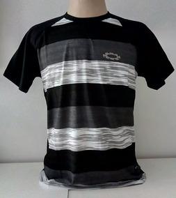 Kit 5 Camiseta Oakley Olho De Gato Camisa Emblema Refletivo
