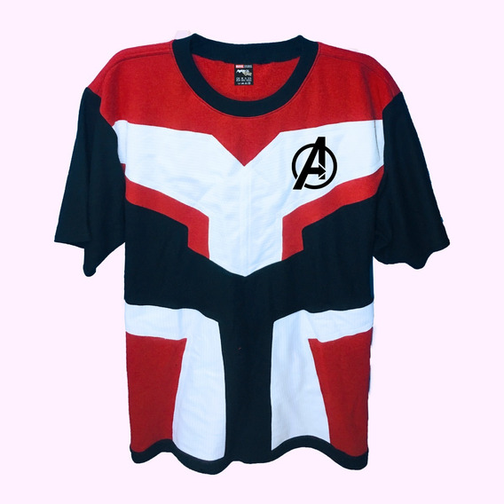 Playera Avengers Endgame Tipo Polo End Game Reino Cuantico