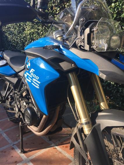 Bmw F 800 Gs 2014 Enduro Moto Excelente Oportunidad