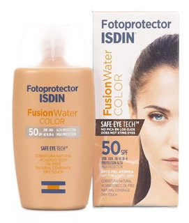 Isdin Protector Solar Foto Fusion Water Color Spf 50+ 50ml