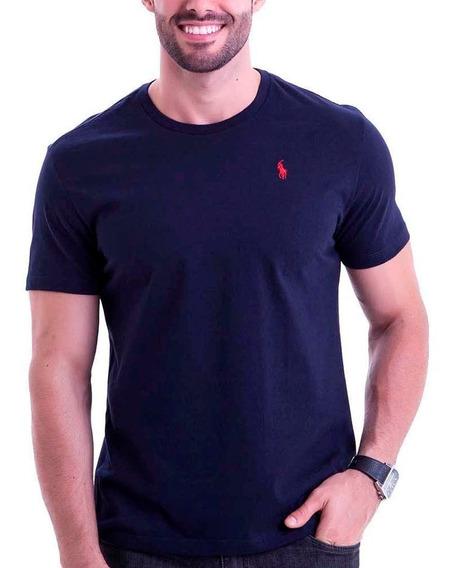 Camiseta Polo Ralph Lauren Masculina Slim Original