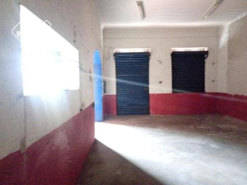Salão Para Alugar, 50 M² - Campos Elíseos - Ribeirão Preto/sp - Sl0067