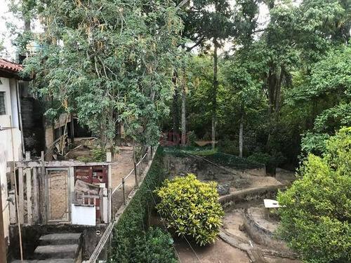 Imagem 1 de 13 de Chácara Com 4 Dormitórios À Venda, 18000 M² Por R$ 850.000,00 - Chácara Águas Da Pedra - Itaquaquecetuba/sp - Ch0487
