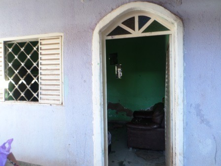 Vd Casa 2 Qts Qd 510 Recanto Das Emas-df