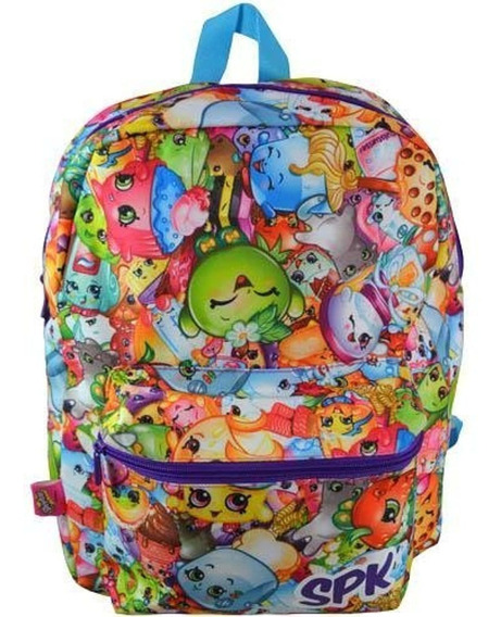 Global Shopkins Chef Club Imprimir Mochila
