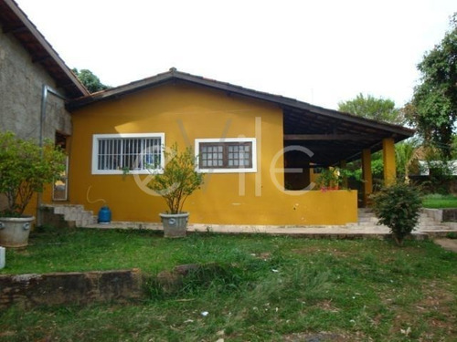 Chácara À Venda Em Village Campinas - Ch003173