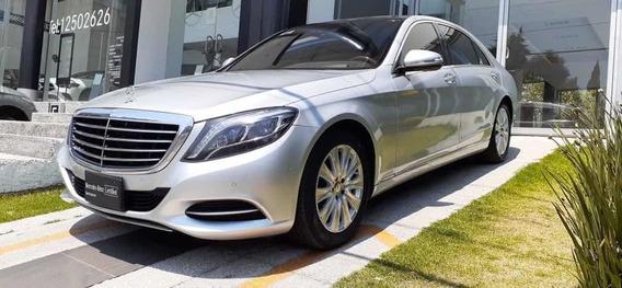 Mercedes-benz Clase S 2016 3.5 400 Cgi L Bi-turbo At