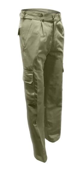 Pantalón Cargo / Pampero Uso Intensivo / Hombre