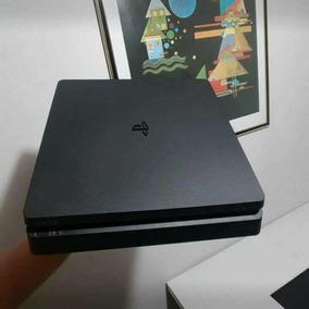 Ps4 Slim 500gb Mais 7 Jogos Físicos 1250 Reais A Vista