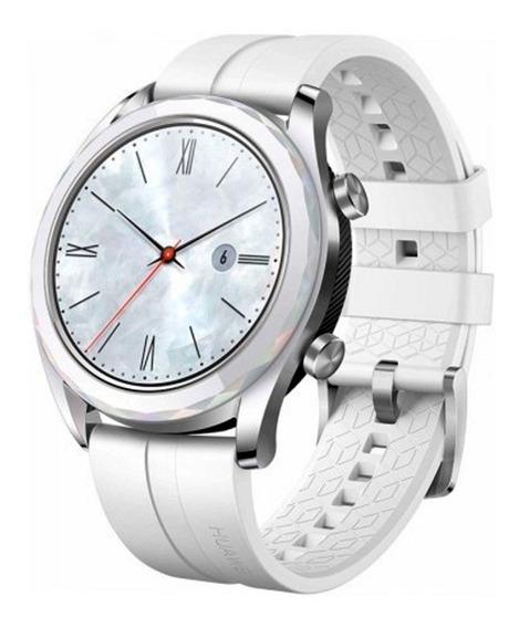 Smartwatch Huawei Gt Elegant Panel Reloj Inteligente Blanco