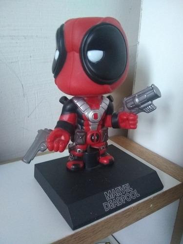 Marvel Deadpool Bobble Head Pop Collectible