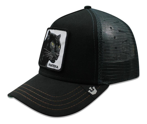 Gorra Goorin Bros Trucker Pantera Negra