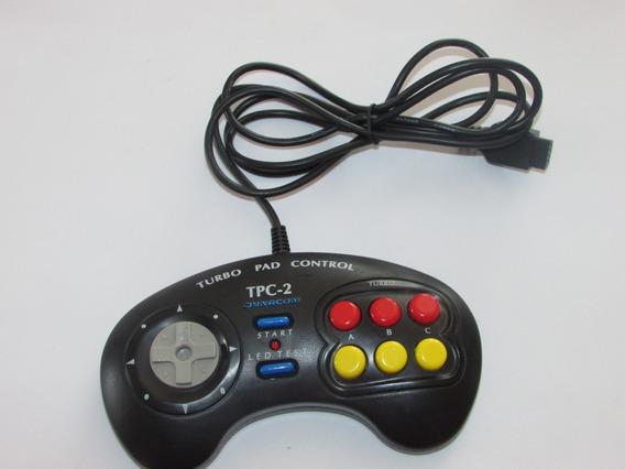 Controle Dynacom Tpc-2 Para Mega Drive