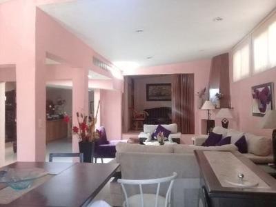 Rento Casa Amueblada Con Jardín, Picacho Ajusco Tlalpan