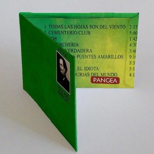 Imagen 1 de 3 de Pangea Artaud   Billetera De Tyvek