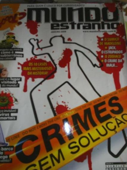Revista Mundo Estranho Especial Nº 71 - Janeiro/2008