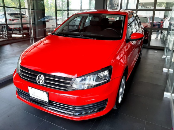 Vw Vento Comforline Aut 2016