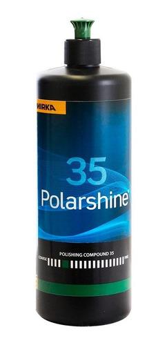 Polarshine Composto Polidor 35 1 Litro Alto Corte - Mirka