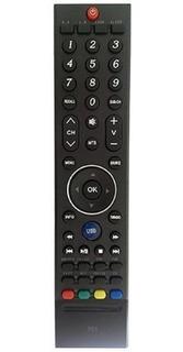 Control Remoto Usb Noblex Philco Hitachi Lcd Smart Tv (701)