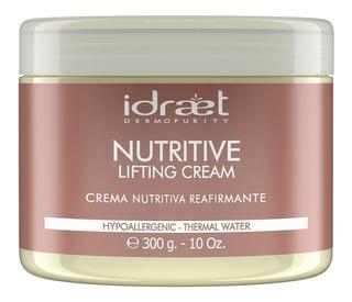 Crema Nutritiva Reafirmante Idraet 300g