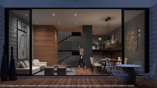Casa 1 En Preventa, 311 M2, Casa En Condominio, Col. Del Valle, San Lorenzo