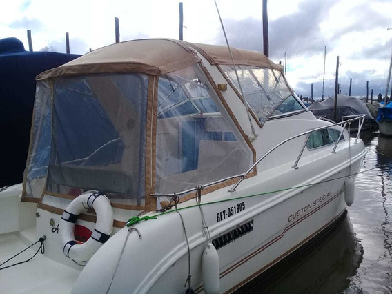Custom Especial Impecable -oportunidad, Yate Barco