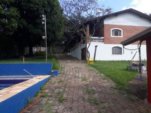 Chácara Com 3 Dormitórios À Venda, 3790 M² Por R$ 3.392.000,00 - Maracanã - Jarinu/sp - Ch0037