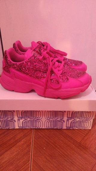 Zapatillas Falcon Glitter . adidas Originals