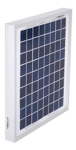 Módulo Fotovoltaico Policristalino 10 Watts 12 Volts Pro101