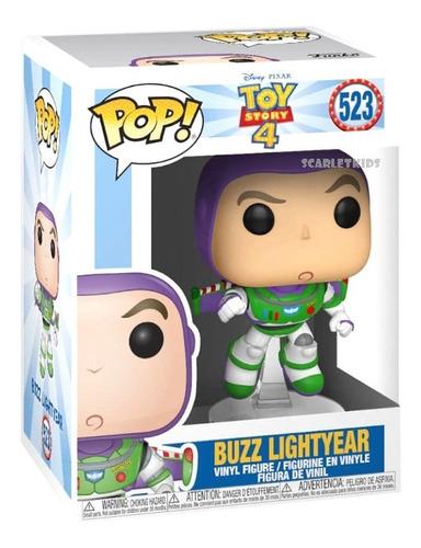 Funko Pop Buzz Toy Story 4 Lightyear 523 Original Disney