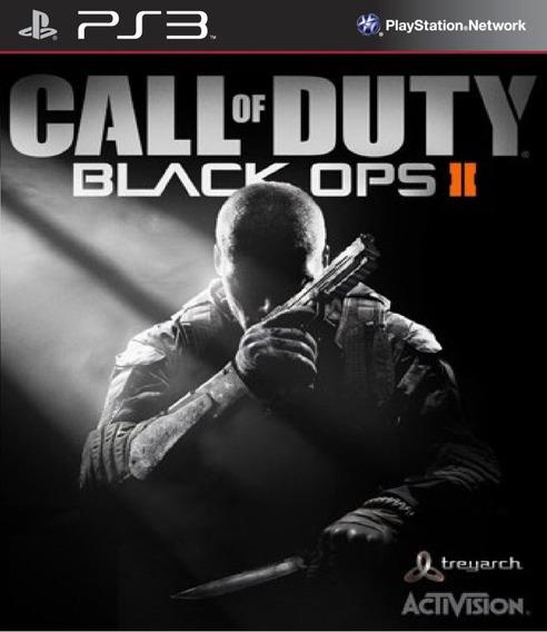Black Ops 2 Dois Ps3 Psn Jogo Cod Ps3 Black Ops 2 Inglês