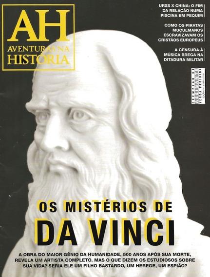 Revista Av. Na História - Ed. 191: 04/19 - Leonardo Da Vinci