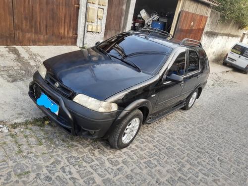 Imagem 1 de 8 de Fiat Palio Weekend 2002 1.6 16v Stile 5p