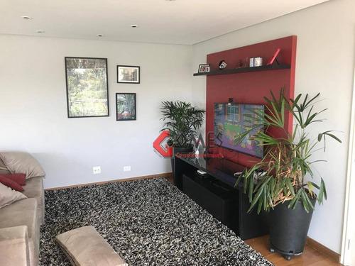 Apartamento À Venda, 160 M² Por R$ 960.000,00 - Vila Marlene - São Bernardo Do Campo/sp - Ap2743