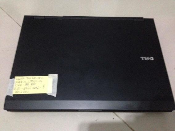 Notebook Dell Latitude E5400 Core 2 Duo 2ghz S/hd (anúncio A