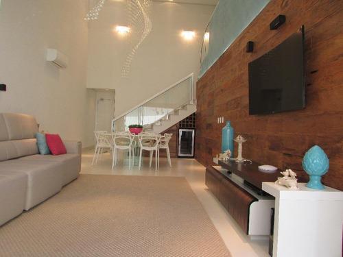 Cobertura Com 5 Dormitórios À Venda, 229 M² Por R$ 4.350.000,00 - Riviera - Módulo 8 - Bertioga/sp - Co0294