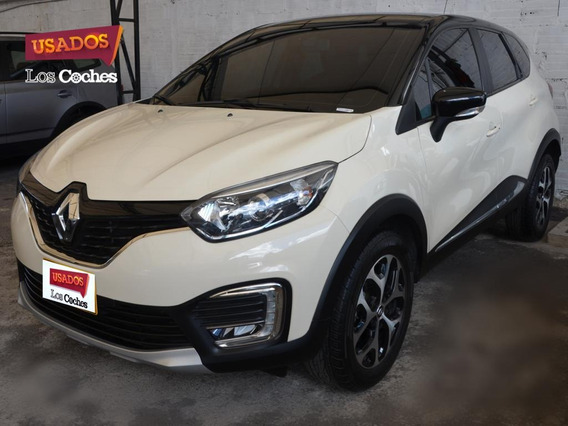 Renault Captur Intens 2.0 Aut Placa Fop714