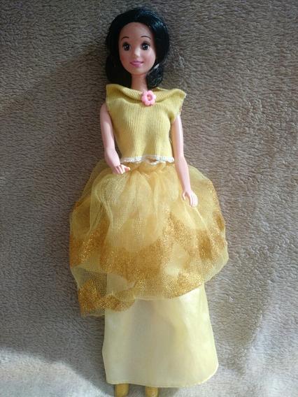 Boneca Branca De Neve Princesa Disney Original