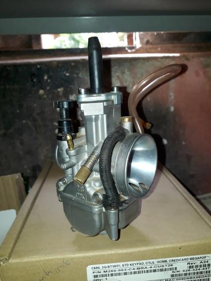Carburador Guilhotina 28mm Power Jet