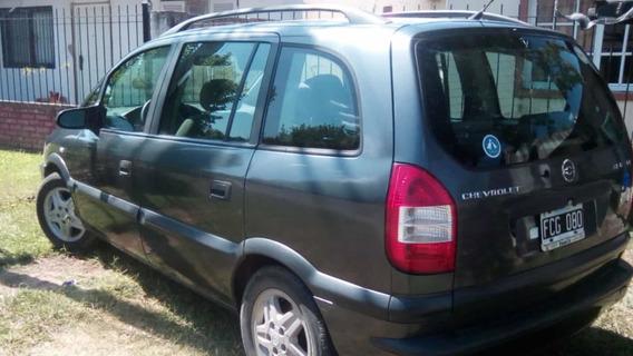 Chevrolet Zafira 2.0 Gls 7 Asientos Y Dvd Portatil