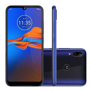 Smartphone Motorola Moto E6 Plus 32gb 4g Tela 6.1 Android 9