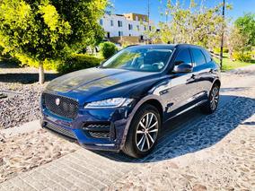Jaguar F-pace 3.0 R-sport At 2018