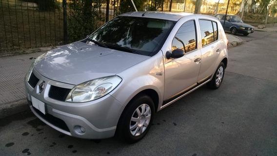 Renault Sandero 2009 1.6 Luxe C Gnc Jubilado Liquida Urgente